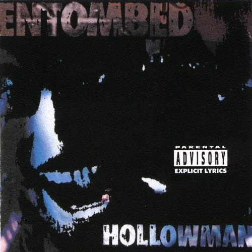 ENTOMBED HOLLOWMAN LP VINYL 33RPM NEW LIMITED EDITION