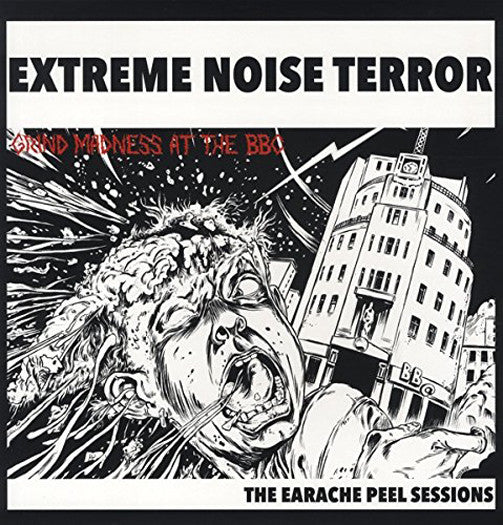 EXTREME NOISE TERROR THE EARACHE PEEL SESSIONS LP VINYL NEW 33RPM