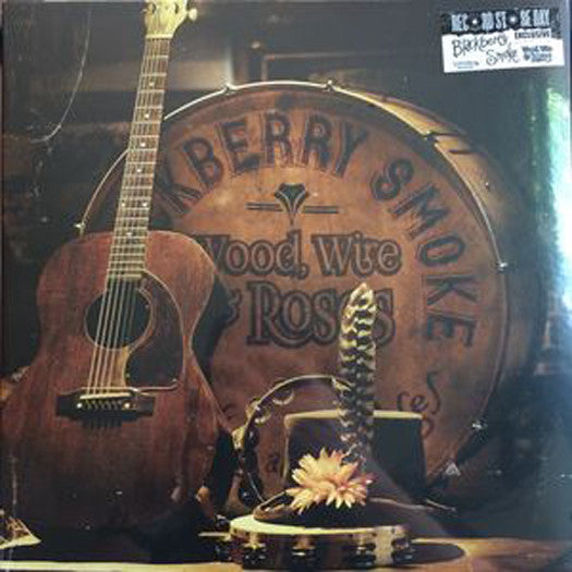 BLACKBERRY SMOKE WOOD WIRE AND ROSES LP VINYL NEW 33RPM RSD 2015