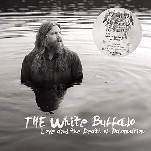 The White Buffalo Love And The Death Of Damnation LP Vinyl New