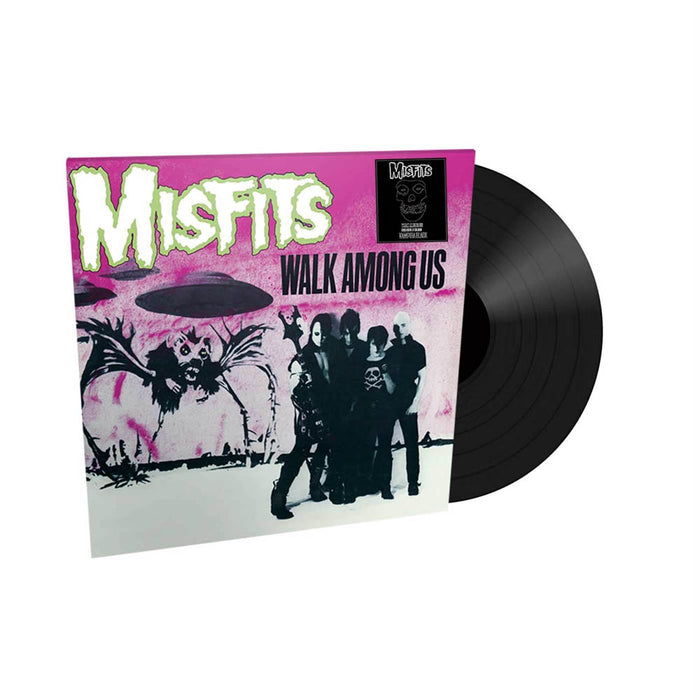 Misfits Walk Among Us Vinyl LP New 2018