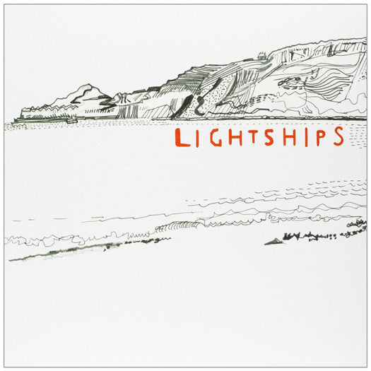 LIGHTSHIPS FEAR AND DOUBT 10INCH LP VINYL EP NEW