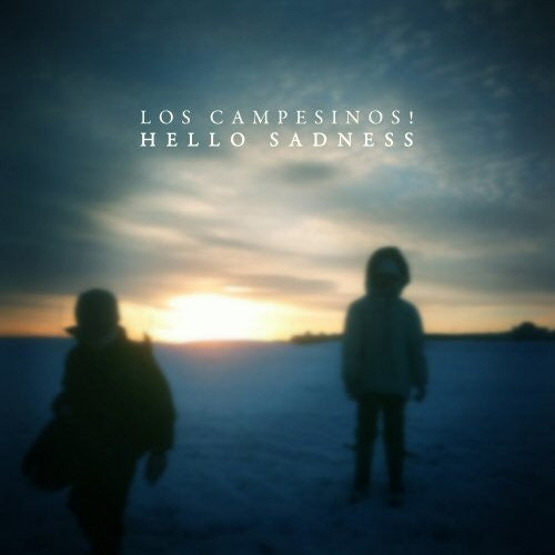 LOS CAMPESINOS HELLO SADNESS LP 180G VINYL NEW AND SEALED WITH ALBUM DOWNLOAD