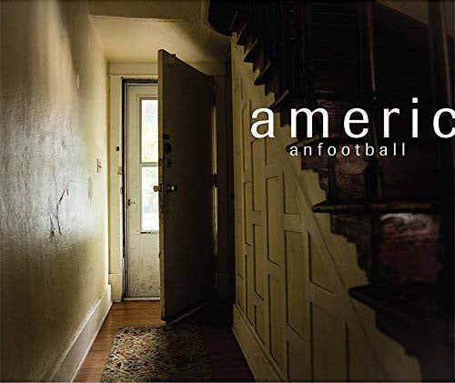 AMERICAN FOOTBALL American Football LP Vinyl NEW 2016