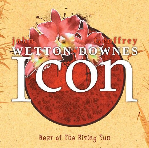 ICON HEAT OF THE RISING SUN LP VINYL NEW 33RPM
