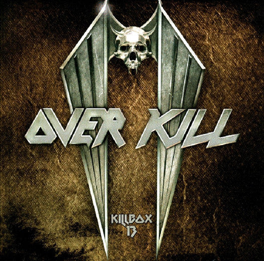 OVERKILL KILLBOX 13 DOUBLE LP VINYL NEW 33RPM