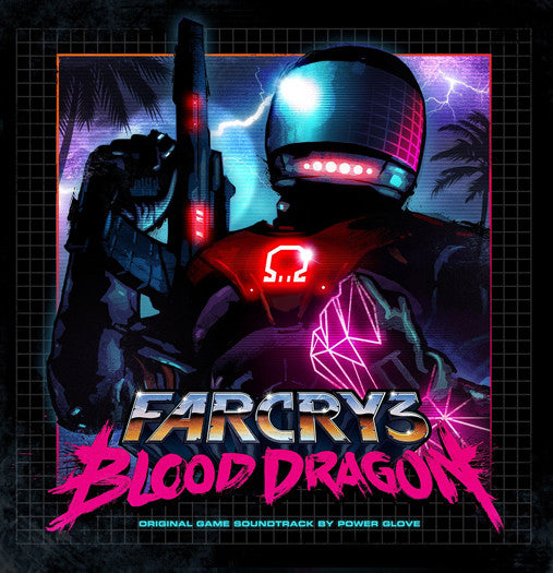 FAR CRY 3 BLOOD DRAGON SOUNDTRACK VINYL LP NEW 33RPM