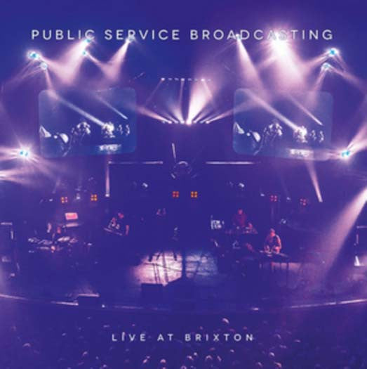 PUBLIC SERVICE BROADCASTING Live At Brixton Vinyl LP NEW
