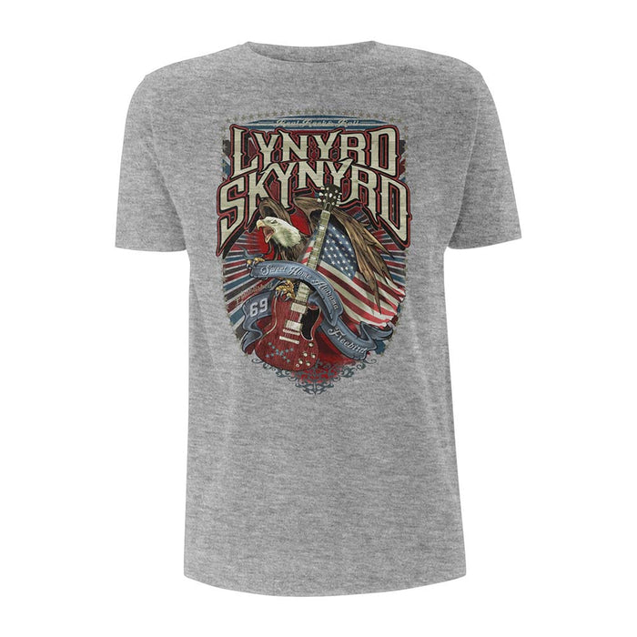 LYNYRD SKYNYRD Sweet Home Alabama MENS Grey XL T-Shirt NEW