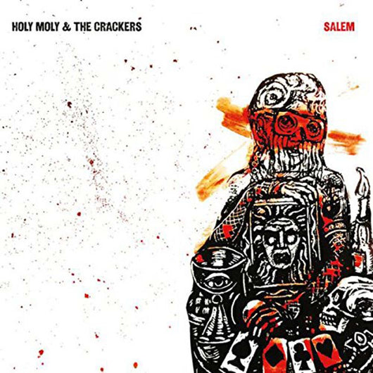 HOLY MOLY & THE CRACKERS Salem LP Red Vinyl NEW 2017