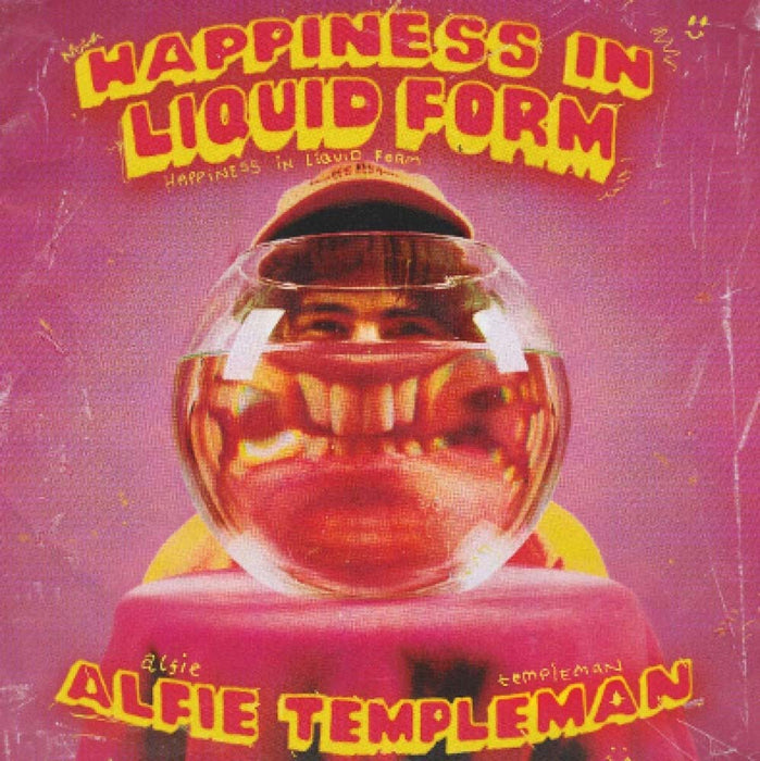 Alfie Templeman - Happiness In Liquid Form Vinyl EP 2020