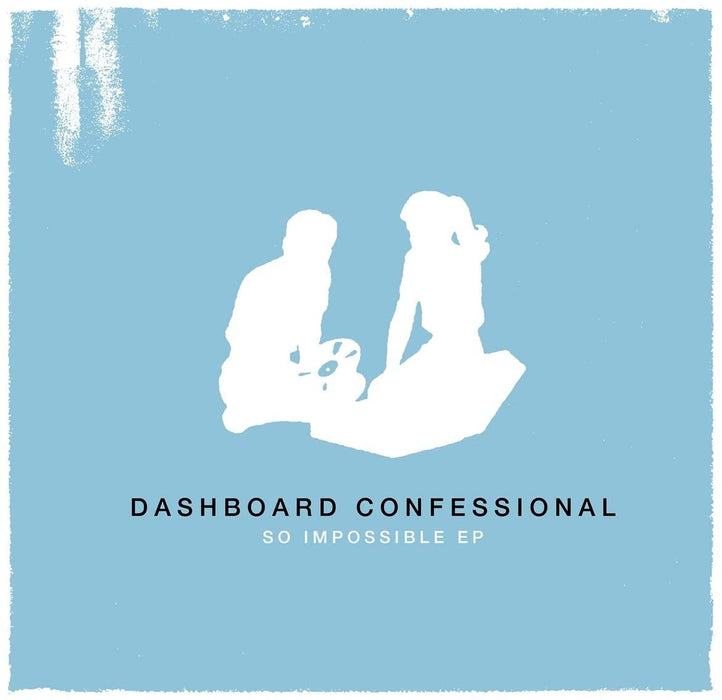 "Dashboard Confessional - So Impossible 10"" Vinyl EP 2020"