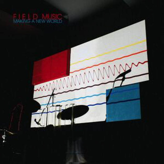 Field Music - Making A New World Vinyl LP Transparent Red Edition New 2020