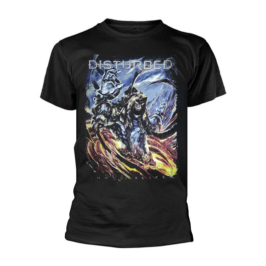 DISTURBED The End MENS Black SMALL T-Shirt NEW