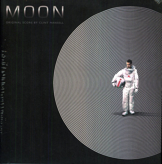 CLINT MANSELL MOON OST LP VINYL 180GM 33RPM NEW 2009