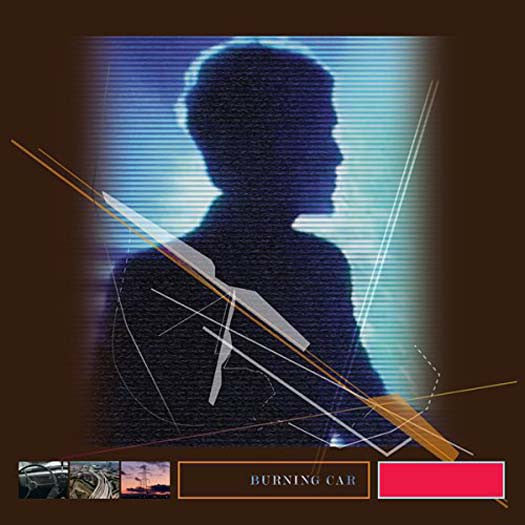 JOHN FOXX BURNING CAR LP VINYL NEW 33RPM