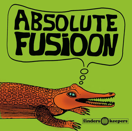FUSIOON ABSOLUTE FUSIOON LP VINYL 33RPM NEW 2011