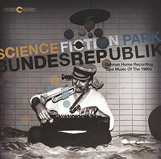 SCIENCE FICTION PARK BUNDESREPUBLIK COMPILATION LP VINYL NEW 2014 33RPM