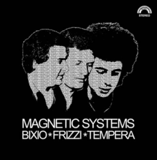 BIXIO FRIZZI TEMPERA LP VINYL NEW 33RPM