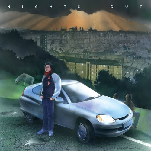 METRONOMY NIGHTS OUT LP VINYL NEW 2008 33RPM