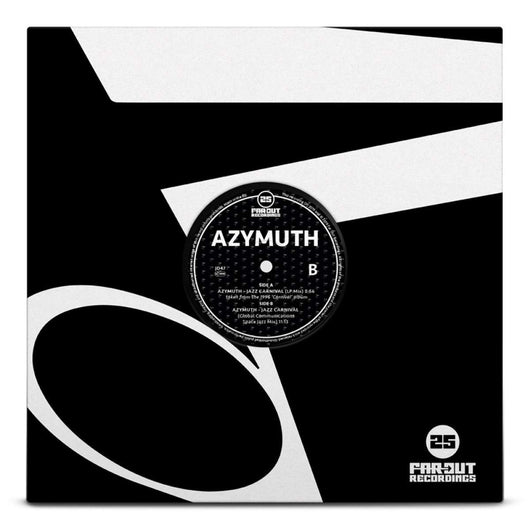 Azymuth - Jazz Carnival Space Jazz Remix Vinyl EP New 2019