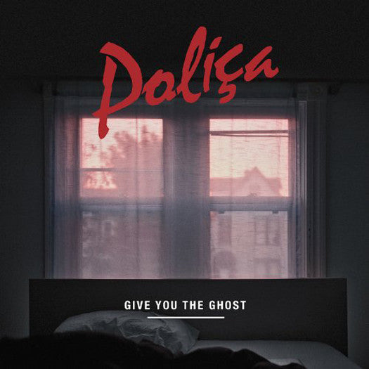 POLICA GIVE YOU THE GHOST LP VINYL NEW 33RPM