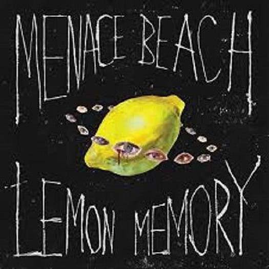 MENACE BEACH Lemon Memory INDIES ONLY LP Vinyl Brand NEW 2017