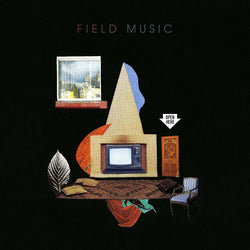 FIELD MUSIC Open Here LP Indies Only Clear Vinyl NEW 2018