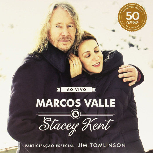 MARCOS KENT STACEY VALLE AO VIVO LP VINYL NEW (US) 33RPM