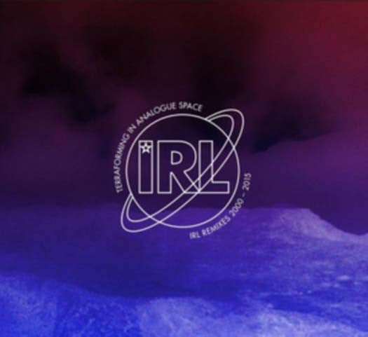 IRL REMIXES Terraforming Analogue Space LP Vinyl NEW 2017