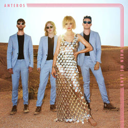 Anteros When We Land Vinyl LP New Pre Order 22/03/19