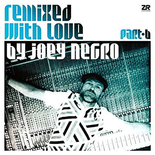 REMIXED WITH LOVE LP VINYL NEW 33RPM MIX