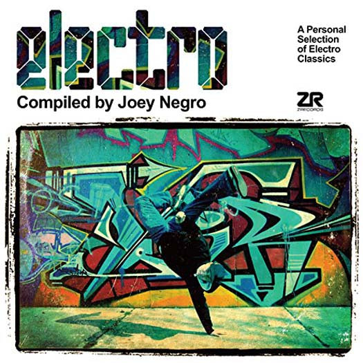 ELECTRO Compiled by JOEY NEGRO 2LP Vinyl NEW 2017