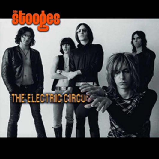 THE STOOGES Electric Circus LP Vinyl NEW