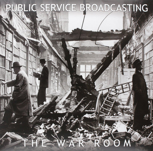 PUBLIC SERVICE BROADCASTING THE WAR ROOM EP VINYL NEW 33RPM