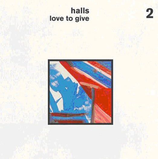 HALLS LOVE TO GIVE LP VINYL NEW 33RPM