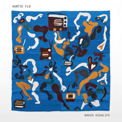 Auntie Flo Radio Highlife Vinyl LP New 2018