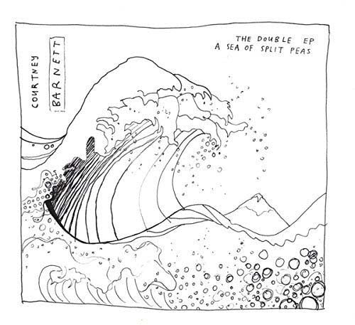 COURTNEY BARNETT A Sea of Split Peas EP Vinyl NEW 2016