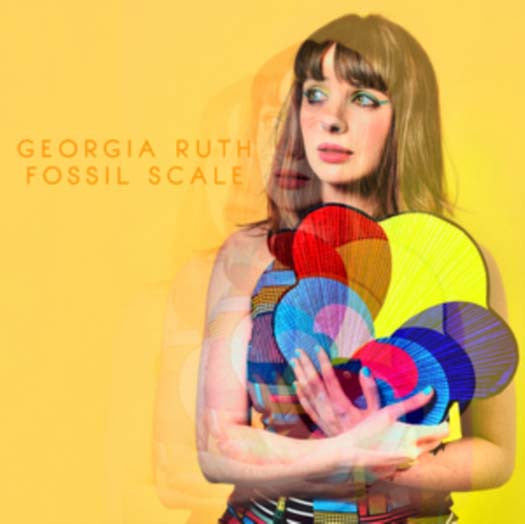 GEORGIA RUTH Fossil Scale LP Vinyl Ltd Ed NEW 2017