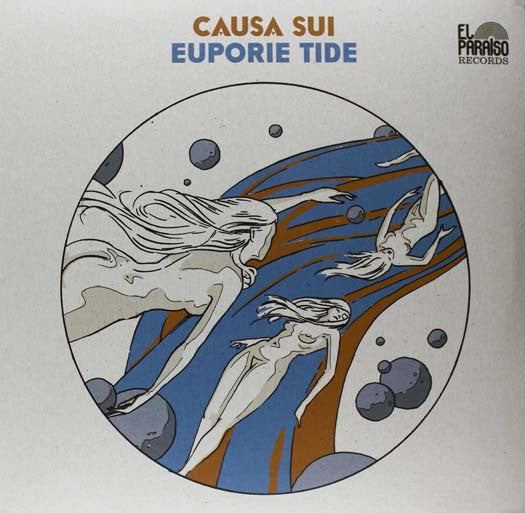 CAUSA SUI EUPORIE TIDE LP VINYL NEW 33RPM