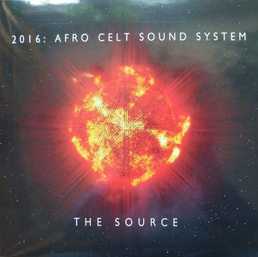 AFRO CELT SOUND SYSTEM The Source LP Vinyl NEW