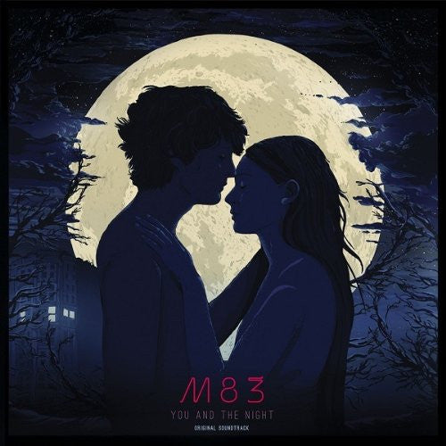 M83 YOU AND THE NIGHT LP VINYL 33RPM NEW