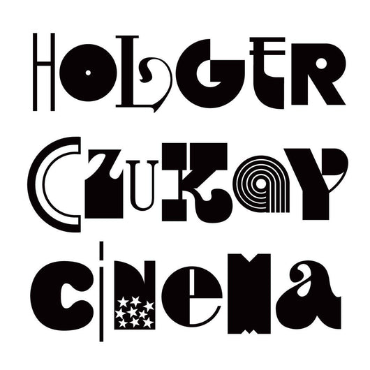 HOLGER CZUKAY Cinema 5LP & DVD Box-Set NEW 2018