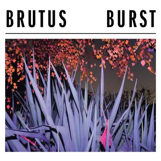 BRUTUS Burst LP Vinyl NEW 2017