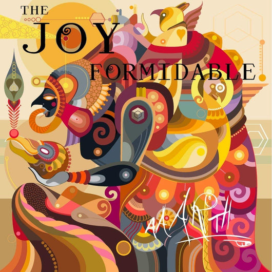 Joy Formidable Aaarth Indies Coloured Vinyl LP New PRE ORDER 28/09/18