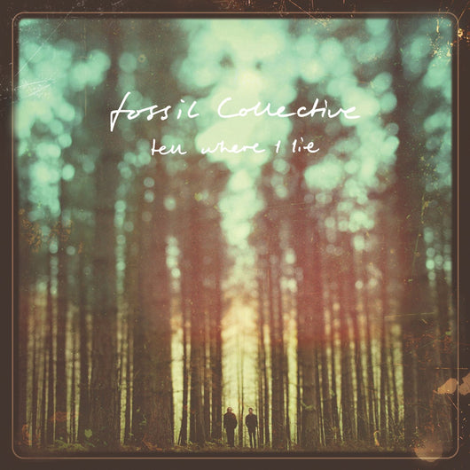 FOSSIL COLLECTIVE TELL WHERE I LIE 2013 180 GRAM LP VINYL NEW 33RPM
