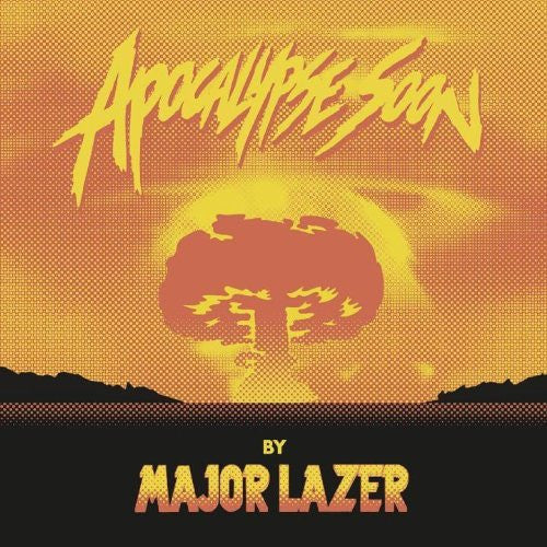 MAJOR LAZER APOCALYPSE SOON LP Vinyl NEW