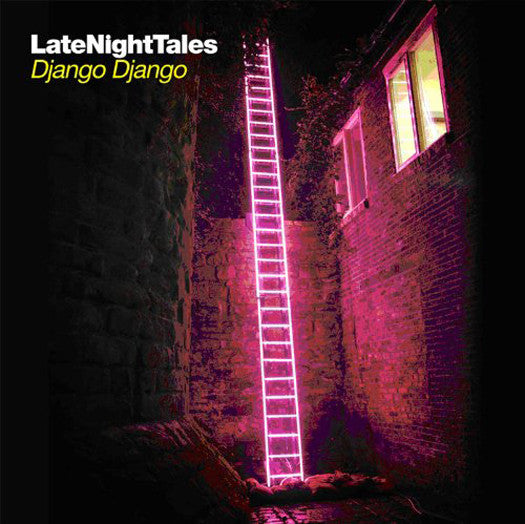 DJANGO DJANGO LATE NIGHT TALES LP VINYL 33RPM NEW