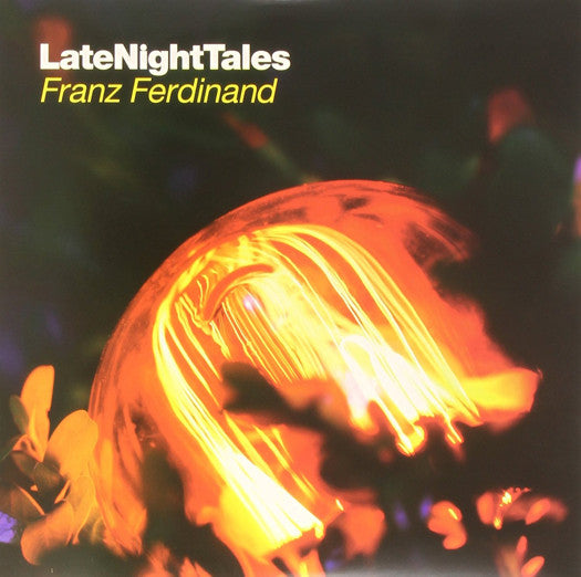 LATE NIGHT TALES Franz Ferdinand LP Vinyl NEW 2014