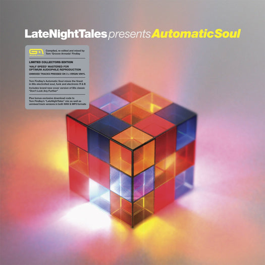 LATE NIGHT TALES PRESENTS AUTO MATIC SOUL SELECTED LP VINYL NEW 33RPM